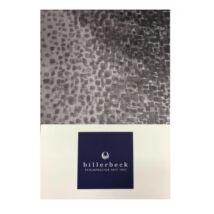 Billerbeck BIANKA ágyneműhuzat- Fekete-fehér folt mintás