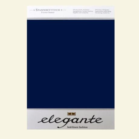 ELEGANTE gumis lepedő - bb kék