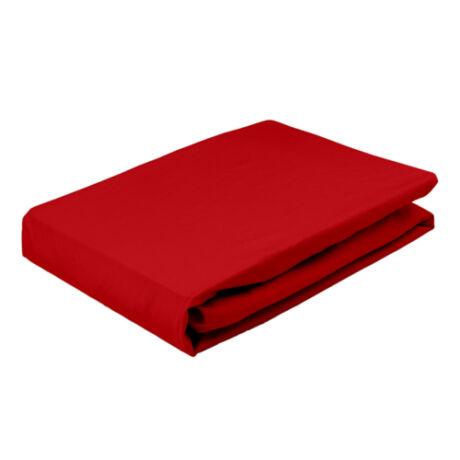 Elegante gumis lepedő piros