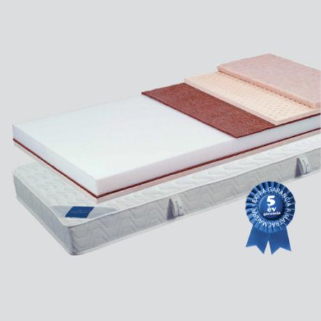 Billebeck Riviera Nova szimmetrikus szendvicsszerkezetű matrac