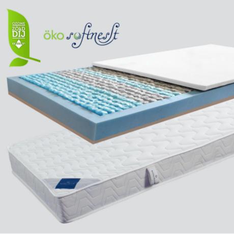 VERONA nagy rugósűrűségű, tasakrugós matrac